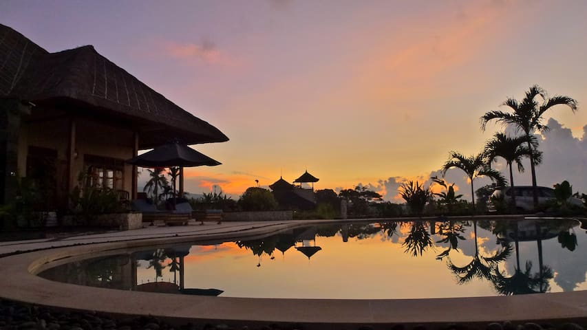 Villa Matahari-a perfect dream to relax, East Bali - Kecamatan Karangasem - Villa