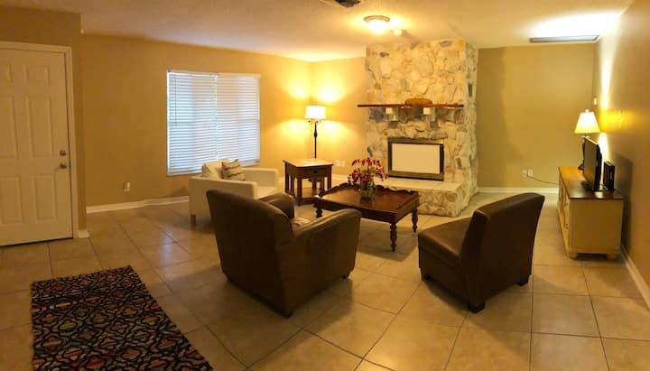 South Vero Beach  Florida Home