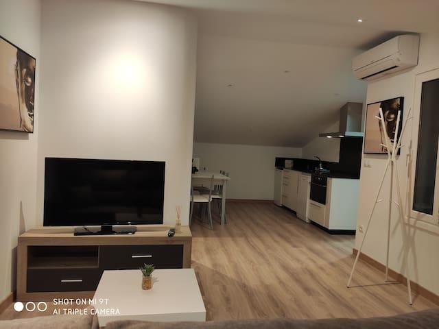 New estudio de luxe en el centro de la ciudad 6