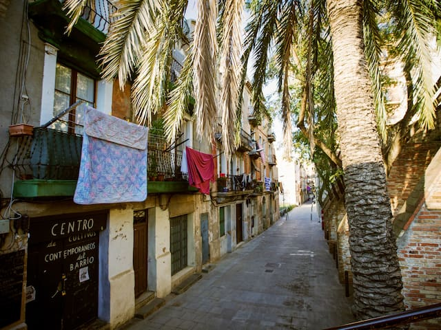 Live in El Poble-sec