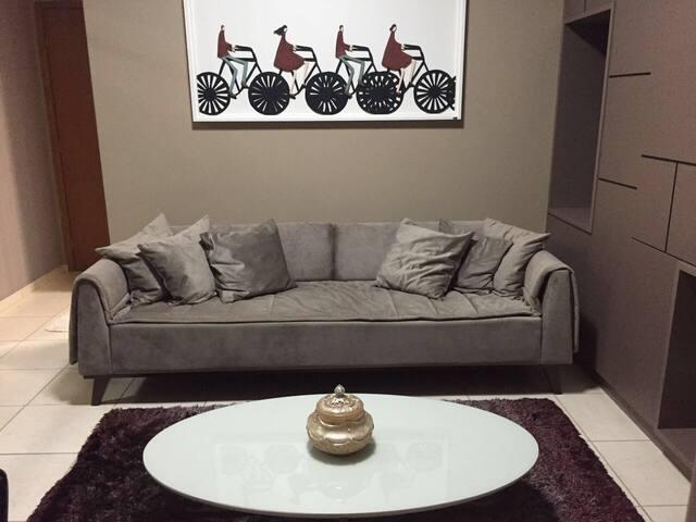 LINDO APTO EM ANÁPOLIS # 133 - Anápolis  - Wohnung