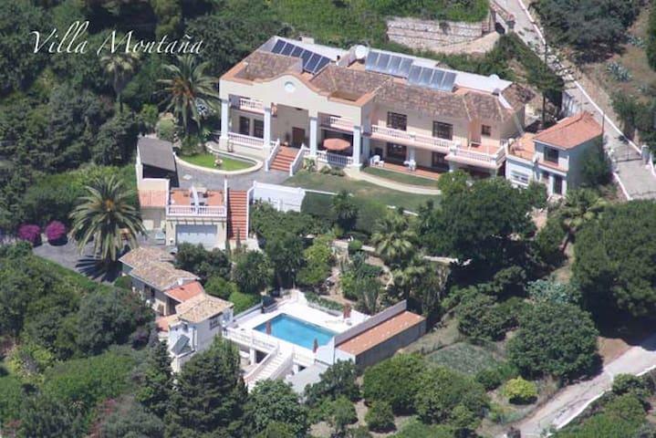 Villa Montana - Benalmádena - Villa