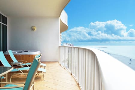 Rejuvenate on the waterfront  at Turquoise Place - Orange Beach - Departamento