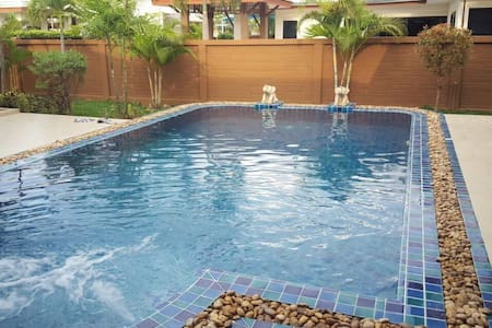 3 bedroom Pool Villa @ Baan Dusit Park - Muang Pattaya