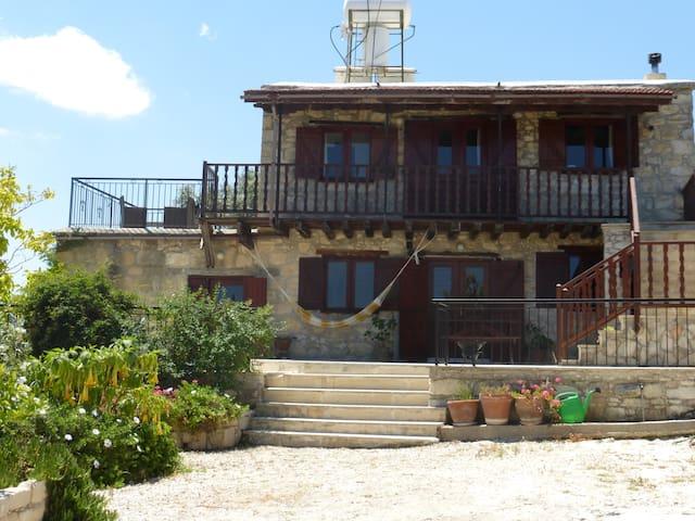 Jacaranda Village House - Kritou Tera