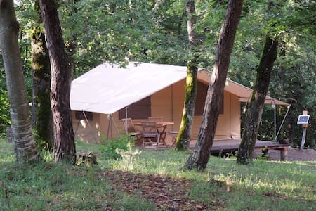 tent lodge for 4 pers  Drome  Spirit of nature - Diğer