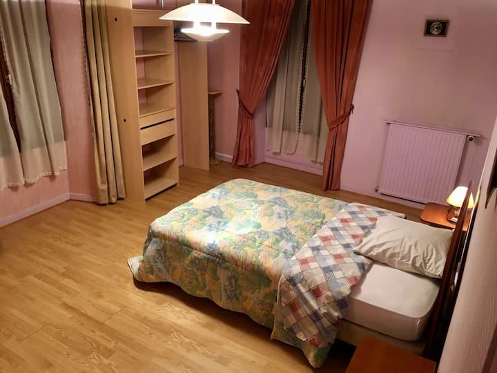 Chambre 1 ou 2 personnes chez l'habitant