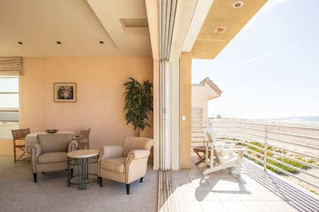 LAX Beachhouse-Luxury On Sand, sanitized, near LAX