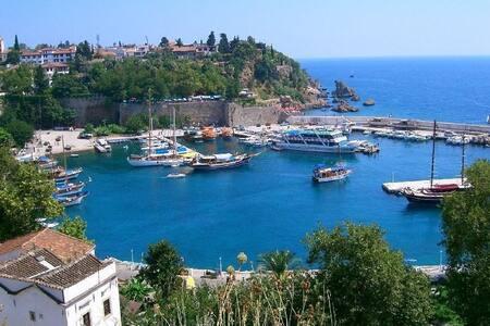 Türkei -Antalya - SIDE-  FERIENHAUS - Çolaklı Belediyesi