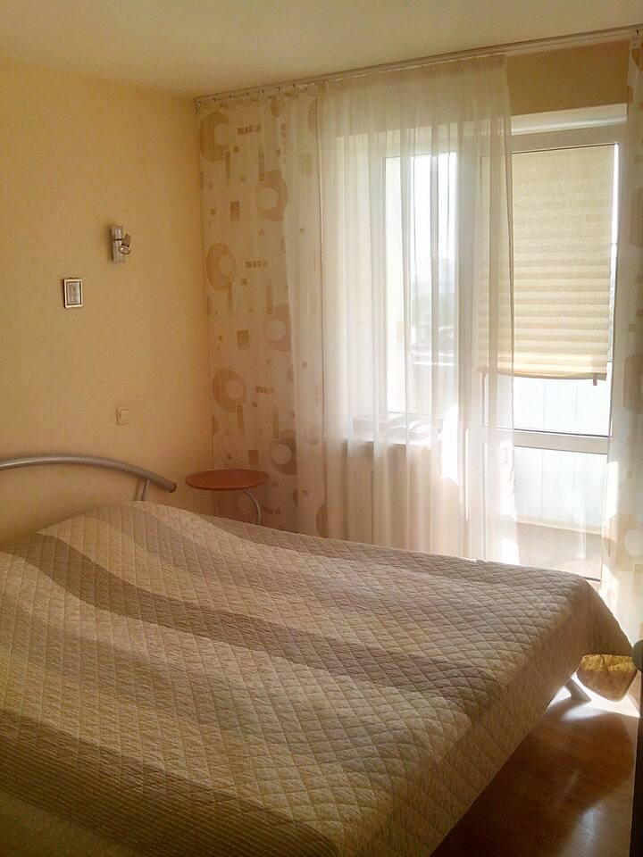 Комната в уютной квартире
