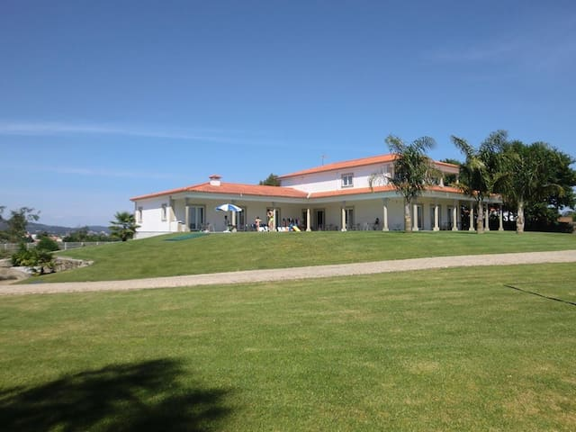 Apartment near Porto - Frazão