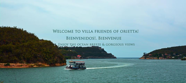 Villa Orietta. Ocean view bungalow