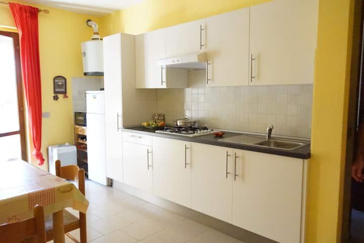 Louer un appartement à San Vincenzo