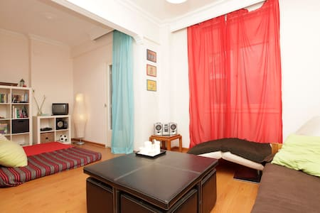 flat at the centre of thessaloniki - Selanik