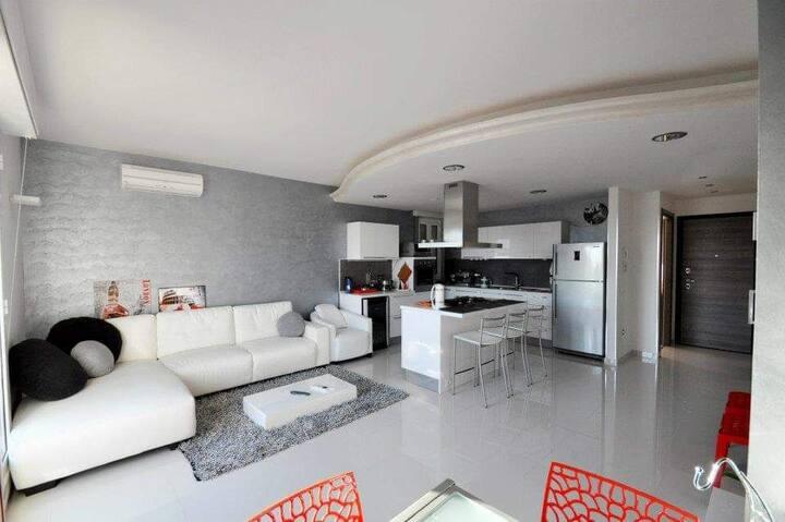 Mediterrean Penthouse