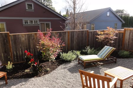 1Bed/Bath, Private Garden Entrance - Hood River - Haus