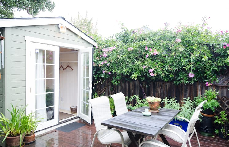 Private backyard cottage  - Oakland - Maison