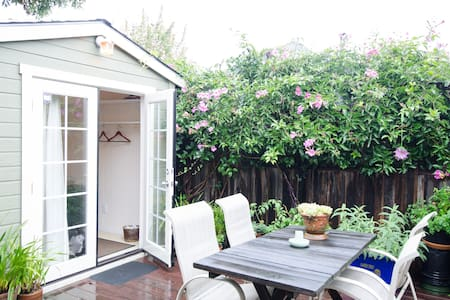 Private backyard cottage  - Oakland - Haus