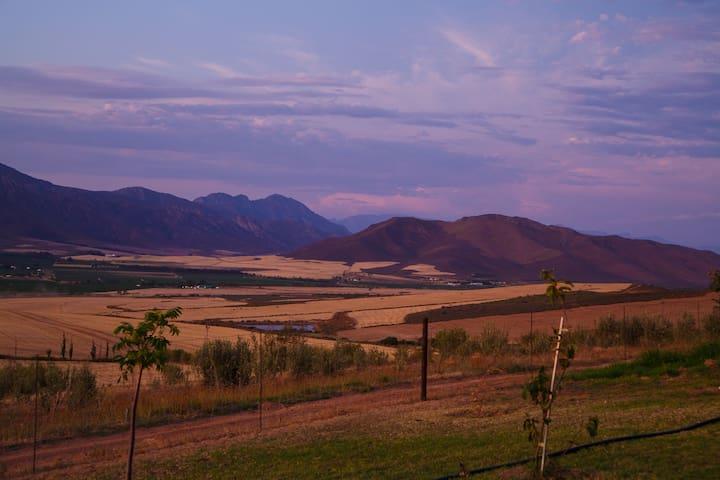 Farm stay Valleyview