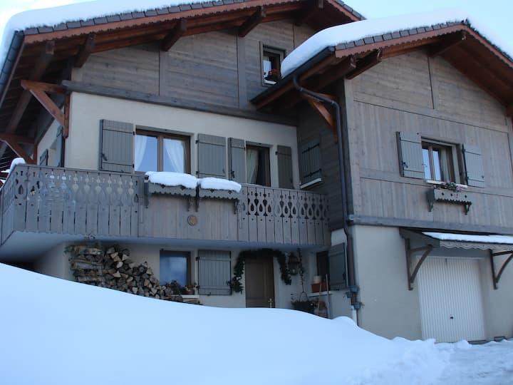 Beautiful chalet Pays du Mont Blanc