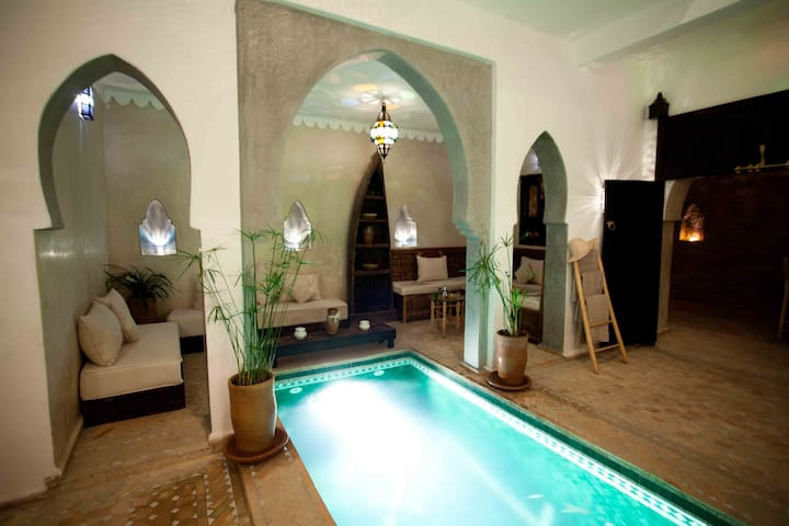 New! Whole Riad for 10 persons!! - Marrakesh - Villa