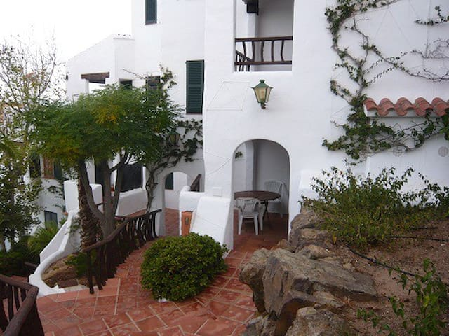 RENT APARTMENT IN Minorca. Fornells - Es Mercadal - Byt