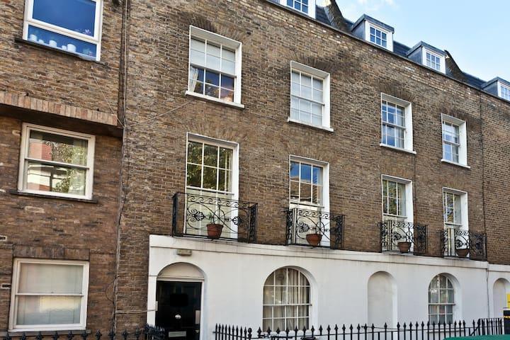 Double room Camden designer flat