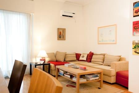 Acropolis area next Metro & Museum - Athens - Apartment