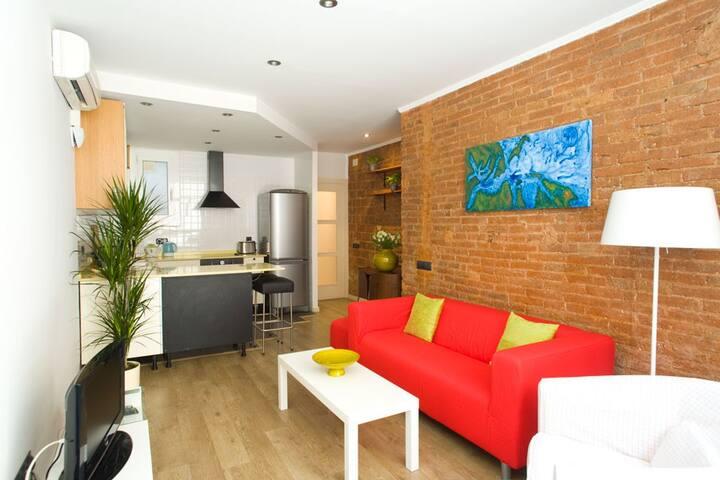 POBLENOU BEACH BCN FALL OFFERS 70E - Barcelona - Apartament