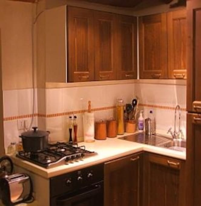 Your Well- Equiped Kitchen