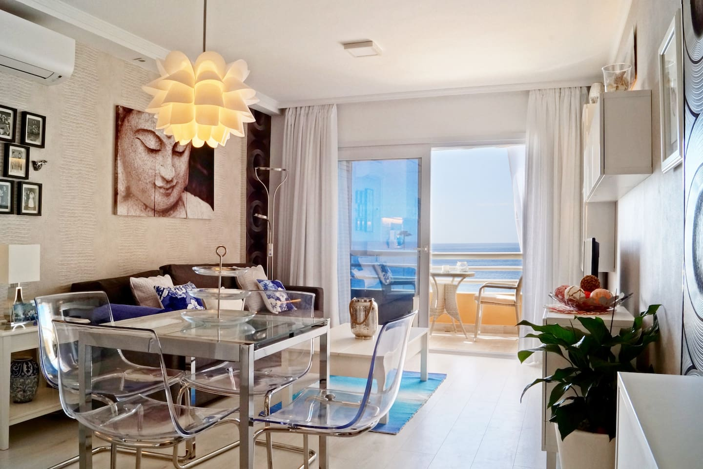 Sunny Sea View Terrace - Apartments for Rent in Los Cristianos ...
