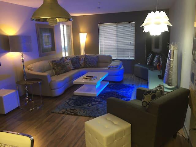 Modern Luxury condo - Reno - Apartamento