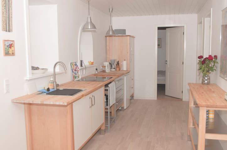 Cosy Warm Tidy Apartment Nr Aarhus