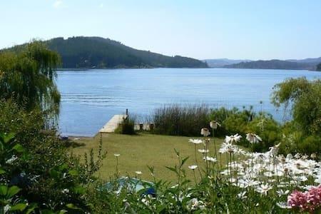 Vichuquén, casa orilla de lago - Vichuquén