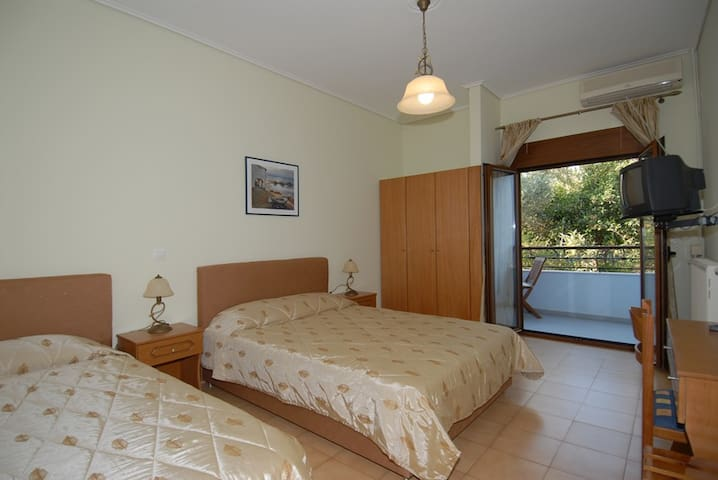 Triple Room Nufaro on Lesvos - Lesvos - Leilighet