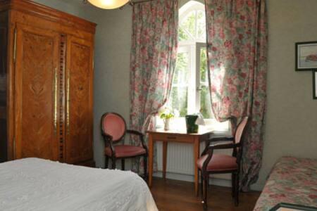 Chambre Prestige / Manoir Ecossais - Saint-Jouan-des-Guérets