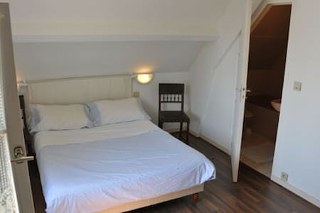 Chambre 3 pers., Manoir Ecossais 2 - Saint-Jouan-des-Guérets