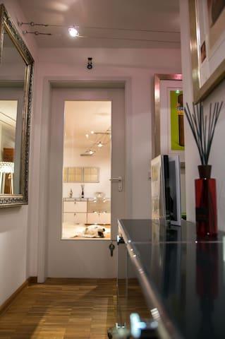Traumwohnung in Frankfurts Bestlage - Fráncfort del Meno - Apartamento