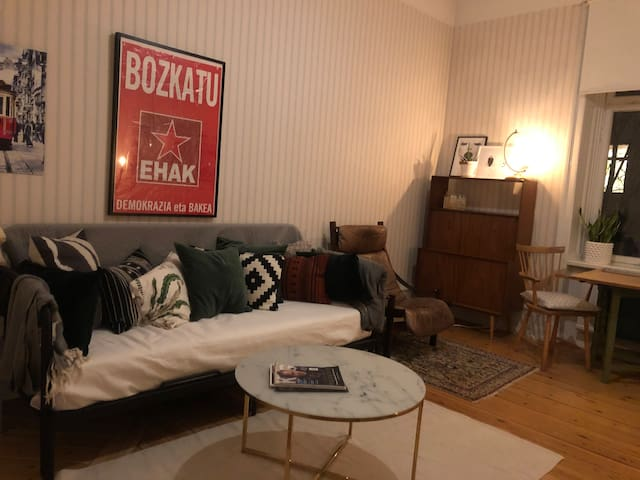Room in big apartment in SoFo, Södermalm