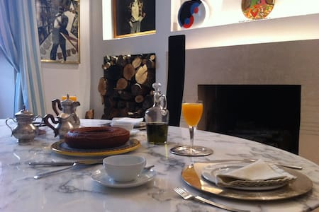 Close to Malaga a piece of peace  - Bed & Breakfast
