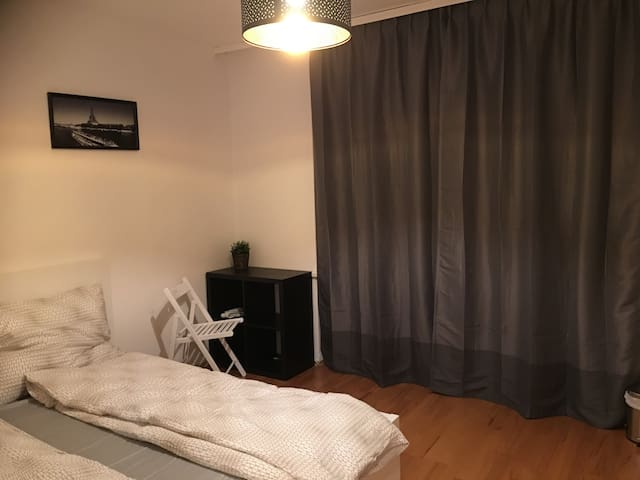 Modern style room 4min from train station