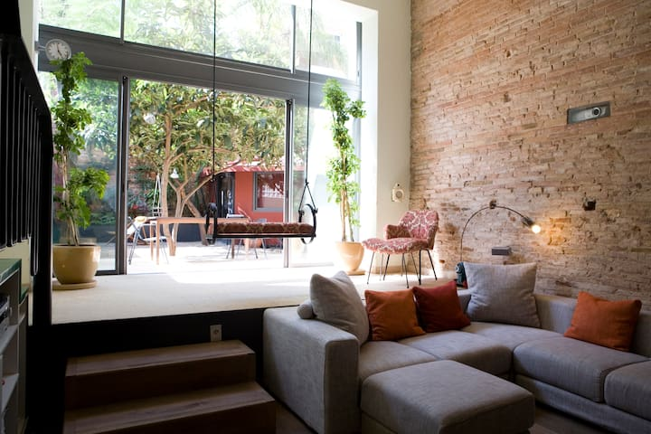 Your home in Barcelona | Comfortable Loft Gracia