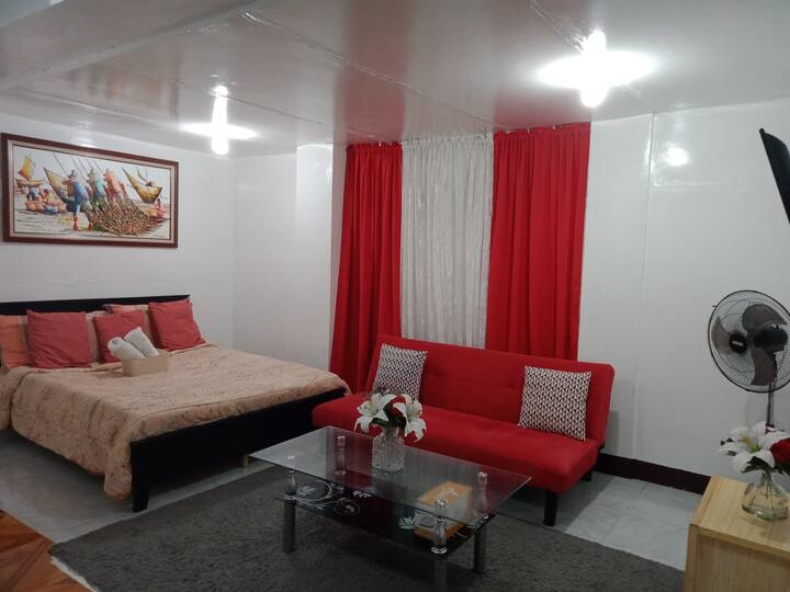 5724 Makati City Apartelle - Homey Couple Unit