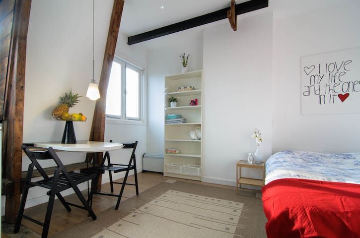 NEW! cozy Amsterdam studio for two - Ámsterdam - Apto. en complejo residencial
