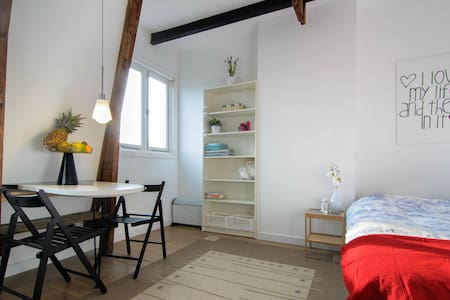 NEW! cozy Amsterdam studio for two - Amsterdam