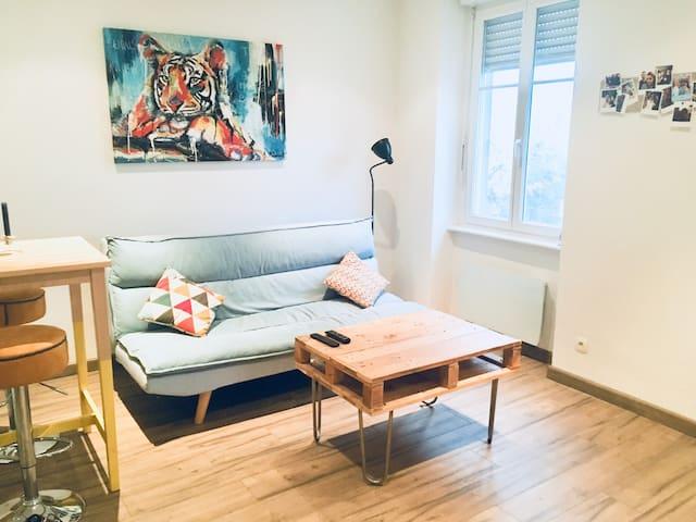 Appartement Moderne et Cosy à deux pas du centre