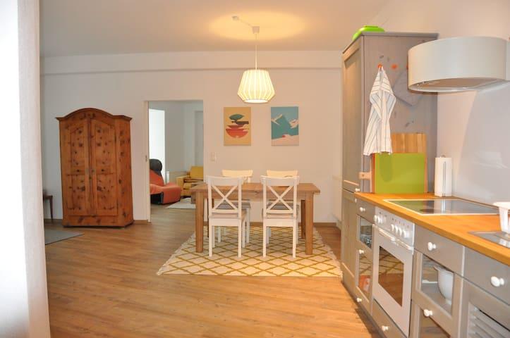 """""""Appartement Burgi"""" im Zentrum von Hopfgarten"""