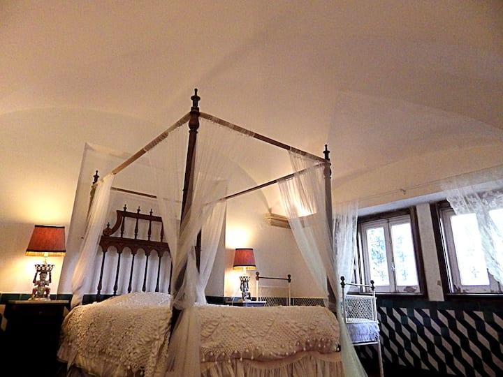 Grand Suite in Historical House - Alentejo