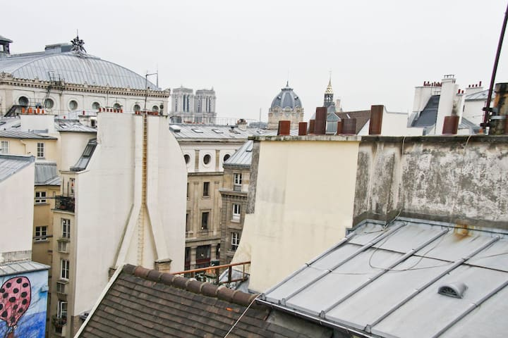Cosy Studio in the heart of Paris - Paris - Apartment