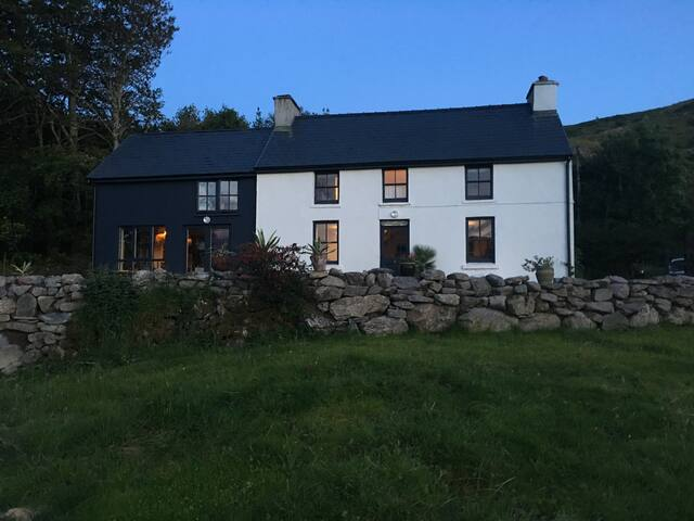 Beara Peninsula traditional farmhouse